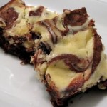 Mint Chocolate Cream Cheese Brownies