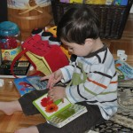 Independent Play - Moving to Room Time
