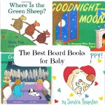 Our Favorite Board Books for Baby