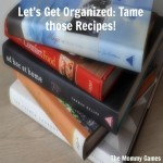 Tame those Recipes