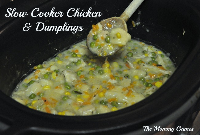 Campbell's Slow-Cooker Chicken And Dumplings Recipes — Dishmaps