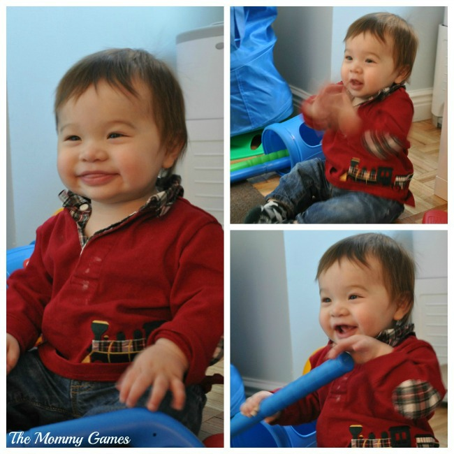 Rylan 11 Month Summary Collage 1