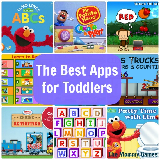 Ipad Games For Toddlers >> The Best Apps For Toddlers
