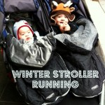 Winter Stroller Running