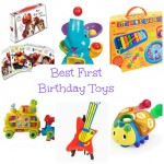 Best 1st Birthday Toys by The Mommy Games