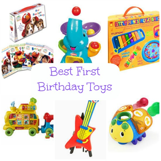Cool Toys For First Birthday : Best first birthday toys