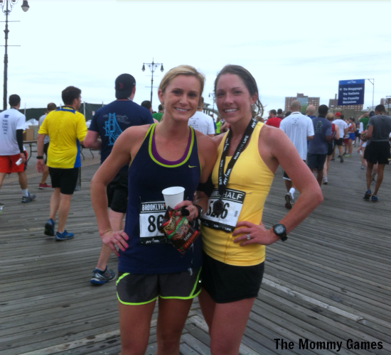 Brooklyn Half Race Recap by The Mommy Games