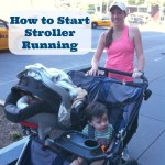 How to Start Stroller Running