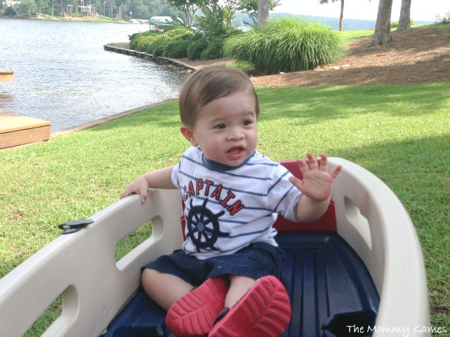 Rylan 16 Month Summary  The Mommy Games